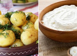 Patates Yoğurt Diyeti İle 3 Günde 5 Kilo