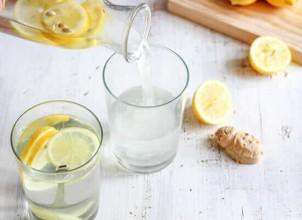 Günde İki Bardak Zencefil Suyu İçmek Bel Ve Kalçanızdaki Yağları Bakın Nasıl Eritiyor