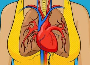 Kalp Krizi Geçirmeden 1 Ay Önce Vücudunuz Sizi Böyle Uyarıyor