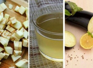 Patlıcanlı Su Haftada 6 Kilo Zayıflatıyor